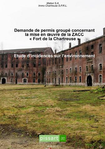 Eie 1 urbanisme sa pissart bureau d tudes - Bureau d etude environnement belgique ...